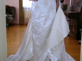 Nauja Retro stiliaus vestuvinė suknelė - nuotraukos Nr. 4