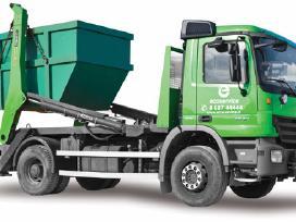Statybinių ir remonto atliekų išvežimas