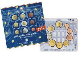 Italijos euro monetu rinkiniai pagal metus - nuotraukos Nr. 2