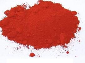 Geležies oksido pigmentai