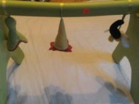 Lavinamieji kūdikio žaisliukai