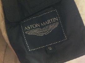 Pūkinė striukė Aston Martin