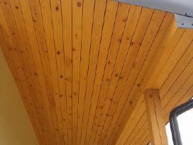Stogų dengimas stogai, stogų remontas, skardinimas - nuotraukos Nr. 12
