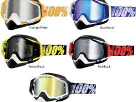 Įvairių gamintojų Mx motokroso akiniai / Kmoto - nuotraukos Nr. 2