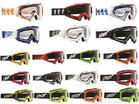 Įvairių gamintojų Mx motokroso akiniai / Kmoto - nuotraukos Nr. 3