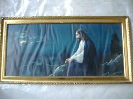 Kristus alyvų darže