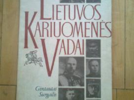 """"""" Lietuvos kariuomenes vadai"""" 1918-1940 metai"""