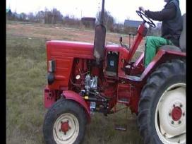 Traktorius t 25 vairas hidraulinis