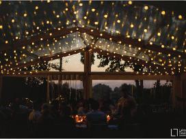 Lempučių girliandų nuoma vestuvėms ir kt. šventėms - nuotraukos Nr. 10