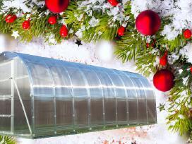 Šiltnamiai - Kalėdų dovanos! Akcija