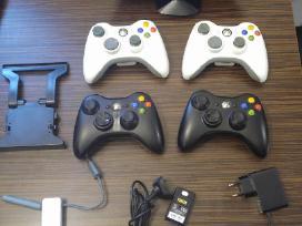 Xbox 360 pulteliai,bei priedai