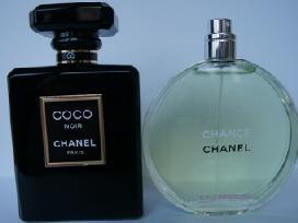 Moteriški kvepalai geromis kainomis