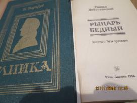 Rusu kalba- apie kompozitorius Glinką ir Musorgskį