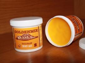 Goldenmix-balzamas odiniams baldams, batams ir kt.