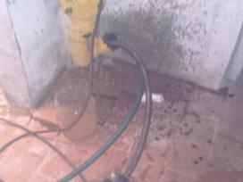 Kanalizacijos vamzdynų valymas - kanalizacijos atk - nuotraukos Nr. 9
