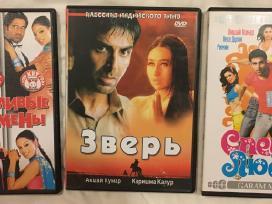 Dvd - indų filmai su vertimu į rusų k.