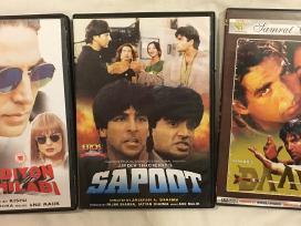 Dvd - indų filmai originalo kalba (hindi)