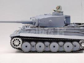 Naujas rc tankas german tiger su garsu ir dūmais - nuotraukos Nr. 4