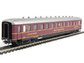 Vagonų modeliai Ho