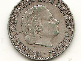 Olandija gulden 1957 #184