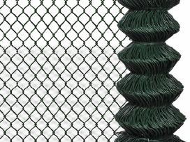 Tinklinė Tvora 0,8 x 25 m, Žalia, vidaxl