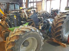 Deutz Traktorių Servisas ir Dalys