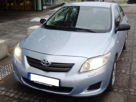 Auto nuoma Vilniuje Rygoje Kaune Palangoje nuo 10€