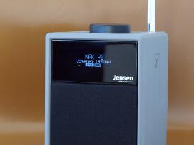 Jensen Fm Dab Bluetooth dist (nauja) .Sony grundig