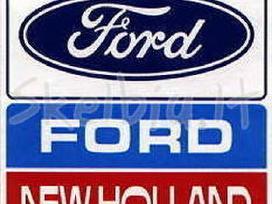 Ford Newholland traktorių dalys