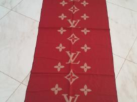 Didziuliai dvipusiai Louis Vuitton Lv salikai