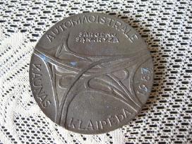 Is Istorijos. Ltsr Stalo Medalis.zr. Foto.