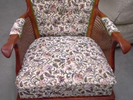 Minkstų baldų restauravimas - nuotraukos Nr. 9