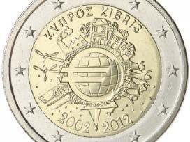 Kipras 2 euro monetos Unc - nuotraukos Nr. 2