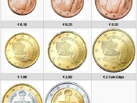 Kipras 2 euro monetos Unc - nuotraukos Nr. 4