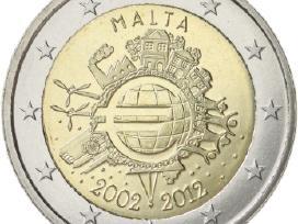 Malta 2 euro monetos Unc - nuotraukos Nr. 3