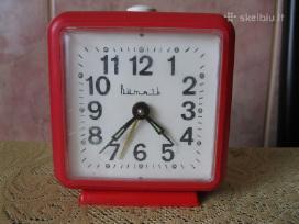 Laikrodis Žadintuvas Budilnikas - is CCCP .Veikia