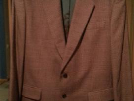 Vyriškas vilnonis švarkas Inter Moda