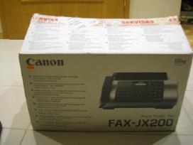 Telefonas-faksas Canon Fax-200 - nuotraukos Nr. 4