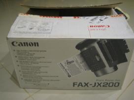 Telefonas-faksas Canon Fax-200 - nuotraukos Nr. 5