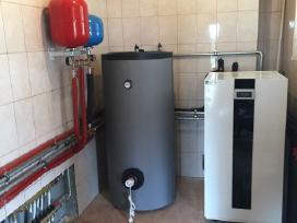 Vandens gręžiniai, geoterminis šildymas - nuotraukos Nr. 5