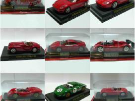 Ferrari modeliukai - nuotraukos Nr. 2