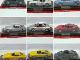 Ferrari modeliukai - nuotraukos Nr. 5