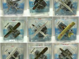 Lėktuvų modeliukai - nuotraukos Nr. 2