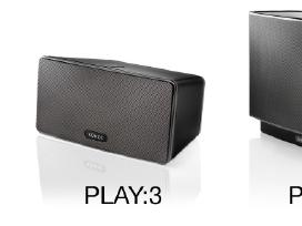 Sonos Play One 1, 3, 5, Connect bevieles koloneles - nuotraukos Nr. 5