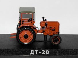 Traktoriai 1/43 - nuotraukos Nr. 3
