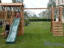 Vaikų žaidimo aikštelės (žaidimų) - nuotraukos Nr. 5