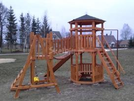Vaikų žaidimo aikštelės (žaidimų) - nuotraukos Nr. 7