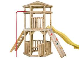 Vaikų žaidimo aikštelės (žaidimų) - nuotraukos Nr. 8