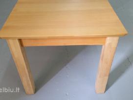 Natūralaus medžio masyvo stalas 250cm!
