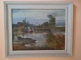 "Bogatiriov ""Po lietaus. Šventoji"", 1982m."